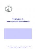 PCS de Saint Seurin de Cadourne